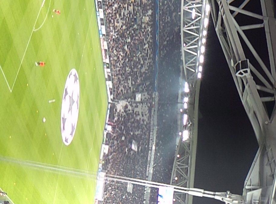 Mecz Juventusu w Turynie