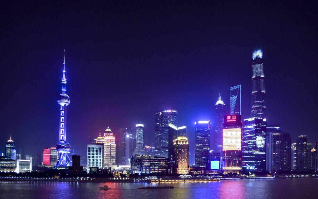 Targi motoryzacyjne w Szanghaju
